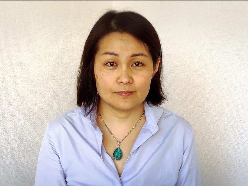 【作品購入の感想】「ペンダントトップに一目惚れ」 金澤月子さんの感想です